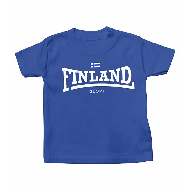 "Finland ""Lonsdale"" Baby T-shirt"
