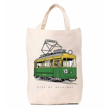 Natural Helsinki 3T Tram Bag