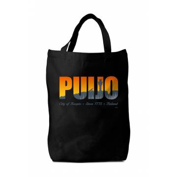 Black Puijo landscape Bag