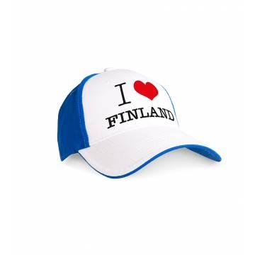 I Love Finland Lippis