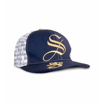 Navy Blue SF Finland Lion Cap