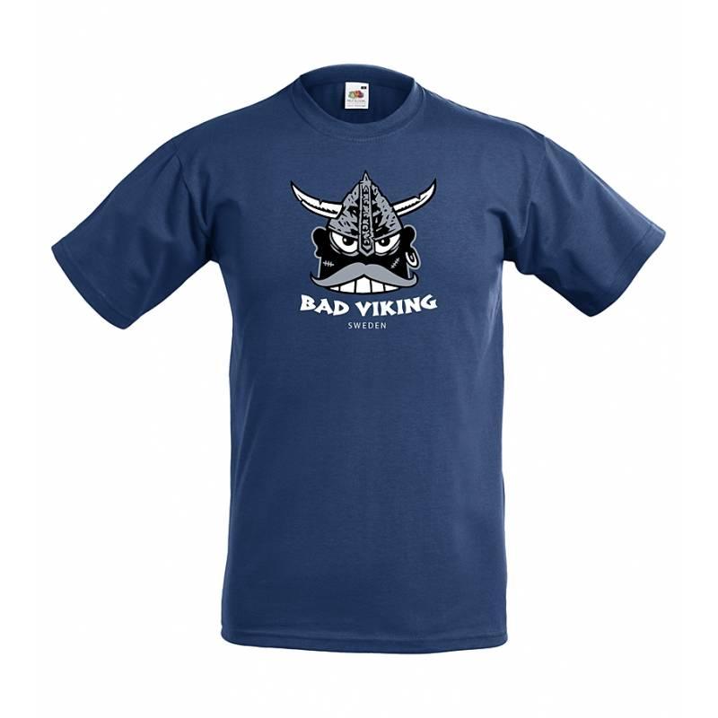 Bad Viking Lasten T-paita