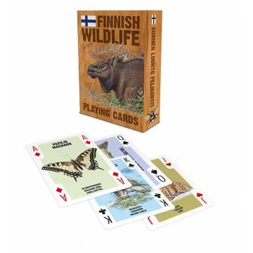 Suomen luonto - pelikortit