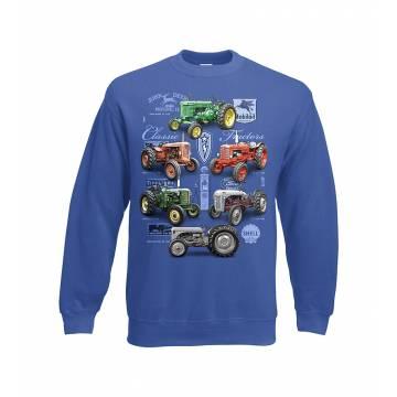 DC New Classic Tractors Lasten College