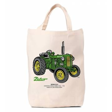 Natural Zetor Bag