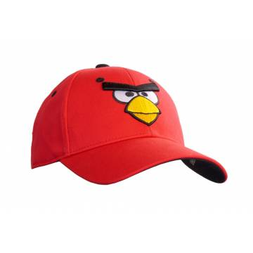 Red Angry Birds MONTY Cap