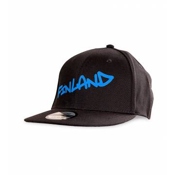 Black Finland Tag Kid´s Cap BLUE