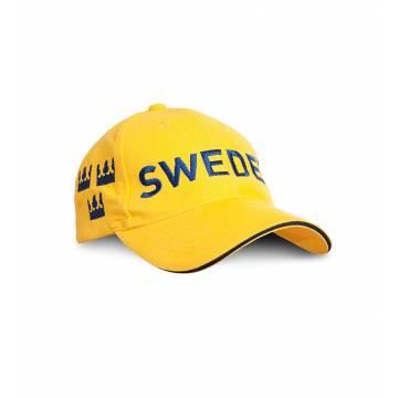 Keltainen Sweden, Tre kronor Lippis