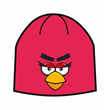 Black Angry Birds GUNTHER Beanie