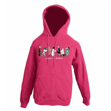 Moomins on the Riviera Kids Hooded sweat