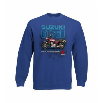 DC Vintage Suzuki GT 750 College