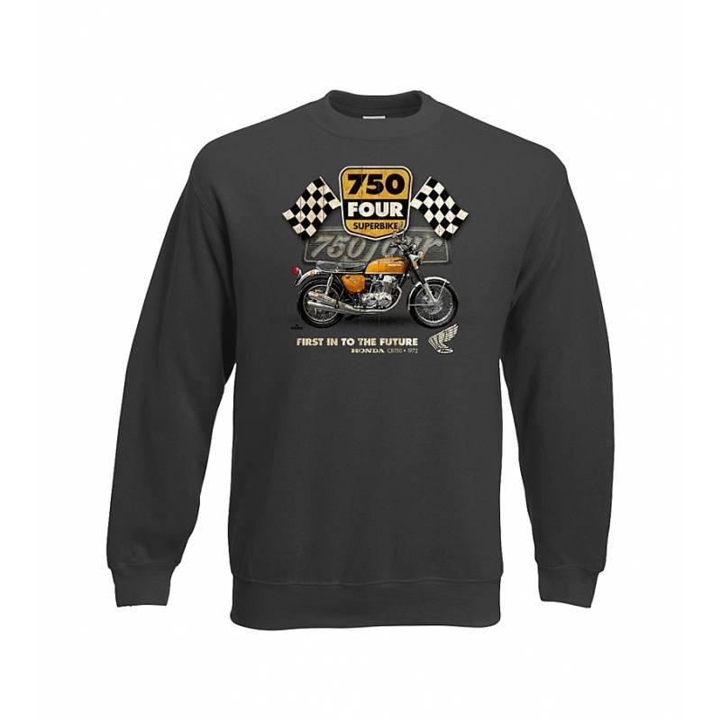 DC Vintage Honda CB 750 Sweatshirt