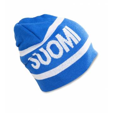 Royal Blue/White SF Beanie