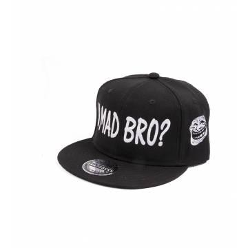 Black Mad Bro Cap