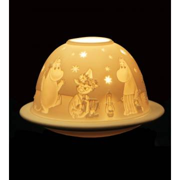 All colors Moominvalley residents tealight 475