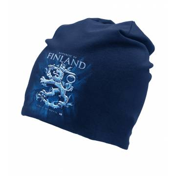 DC Finland, Icy lion Tricot beanie