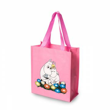 Pink Moomin Gift bag Pink 118