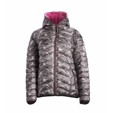 Camouflage Pokka LIEKKO  ladies reversible jacket
