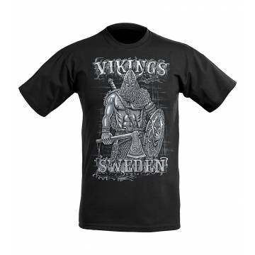 DC Vikings Sweden T-paita