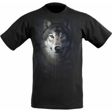 DC Wolf Head Sweden T-shirt
