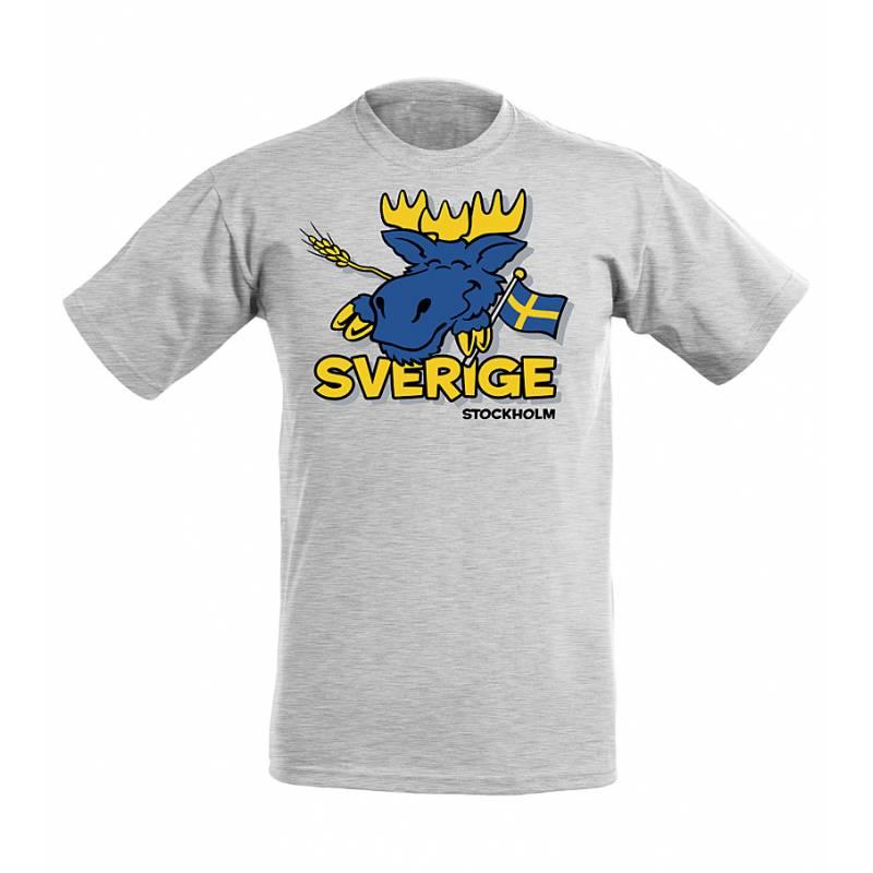 Älg Sverige T-paita