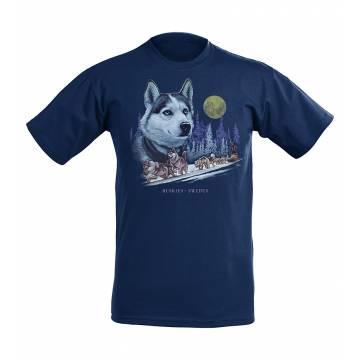 Huskyvaljakko Sweden T-paita