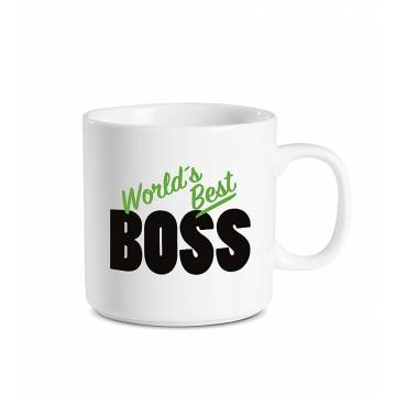 White World´s best boss Muki