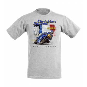 Christian Sarron T-paita