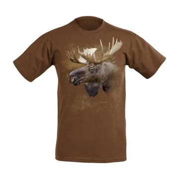 DC Moose head Sweden T-shirt