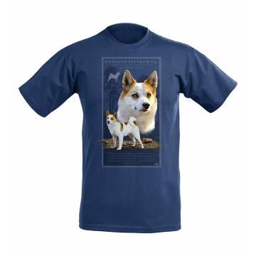 DC Pohjanpystykorva Lasten T-paita