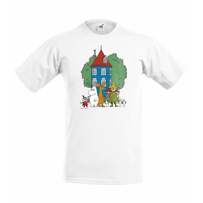 Muumi ja ystävät Lasten T-paita