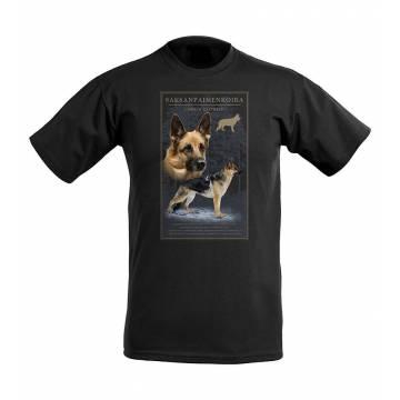 DC German Shephard T-shirt