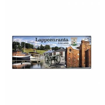 Lappeenranta, Epoxy Magnet Long