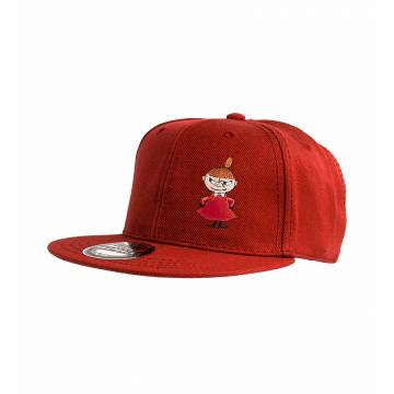 Red Little My Kids Snapback Cap