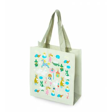 Natural Moomin Nostalgy Gift Bag