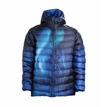 Multicolored Pokka BOREALIS light padded jacket