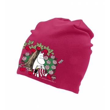 Fuchsia DC Mamma under the apple tree Tricot beanie