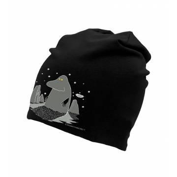 Black Groke Tricot beanie