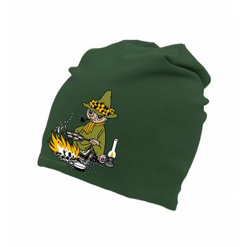 Bottle Green DC Snufkin Tricot beanie
