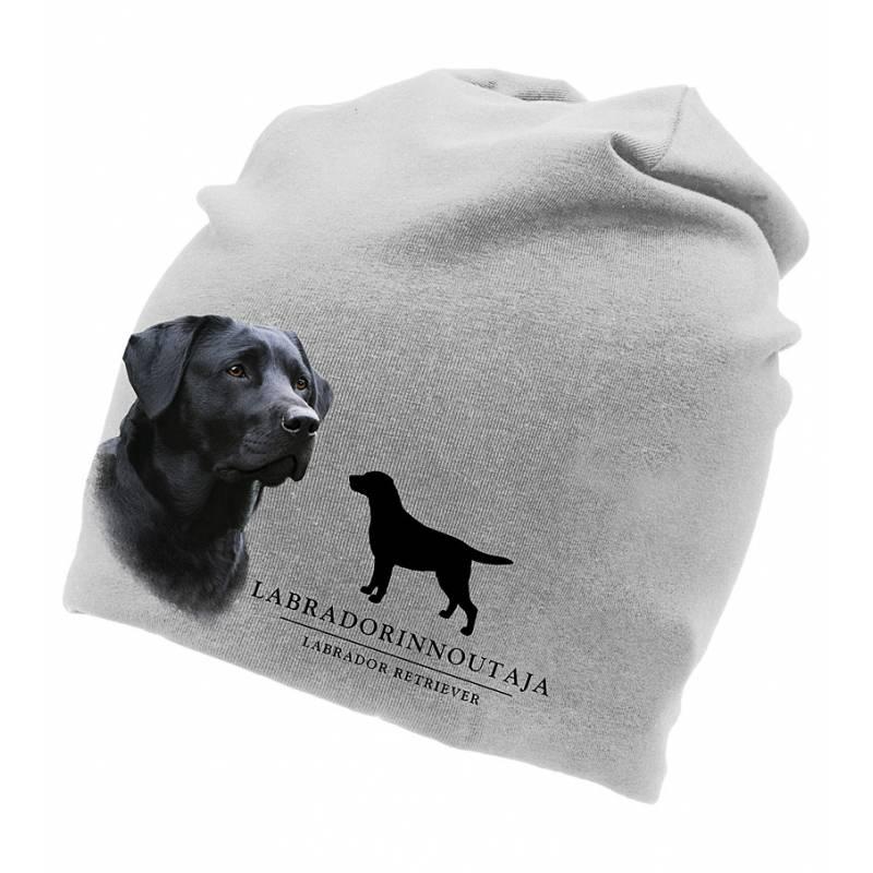 DC Labradorinnoutaja, musta Trikoopipo
