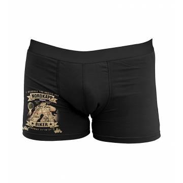 Black DC Nordkapp Biker Boxer shorts