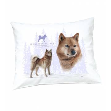 DC Finnish spetz Pillow case