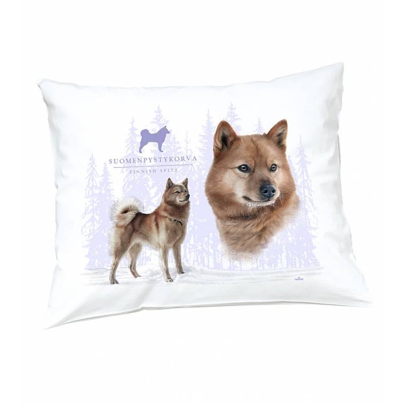 DC Finnish spetz Pillow case