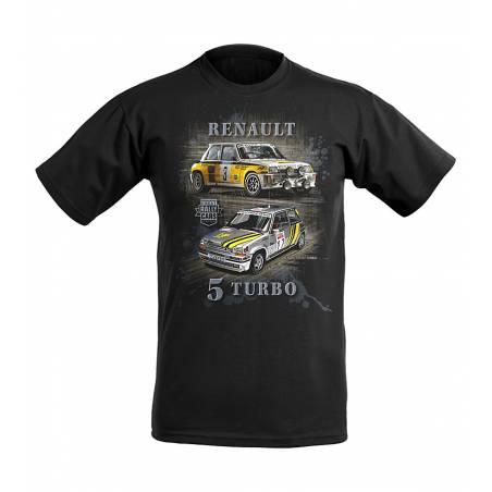 Renault GT & R5 Turbo kids t-shirt