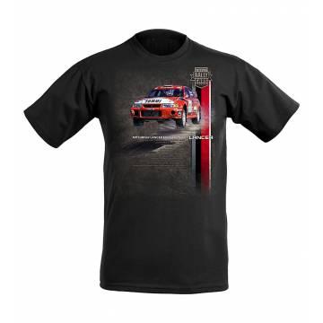Black Mitsubishi Lancer EVO 6 Kids T-shirt