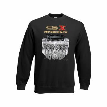 Black CBX My sixpack Sweatshirt