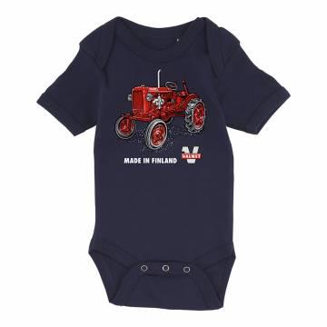 Navy Blue Valmet 1952 Baby Body