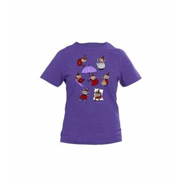 Pikku Myy puuhailee Tyttöjen T-paita