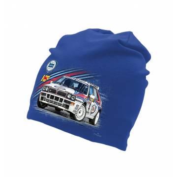 Royal sininen Lancia Delta Integrale Trikoopipo