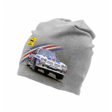 Heather Grey Opel Manta  tricot beanie